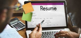 The Place of Curriculum Vitae and Resume in Job Search